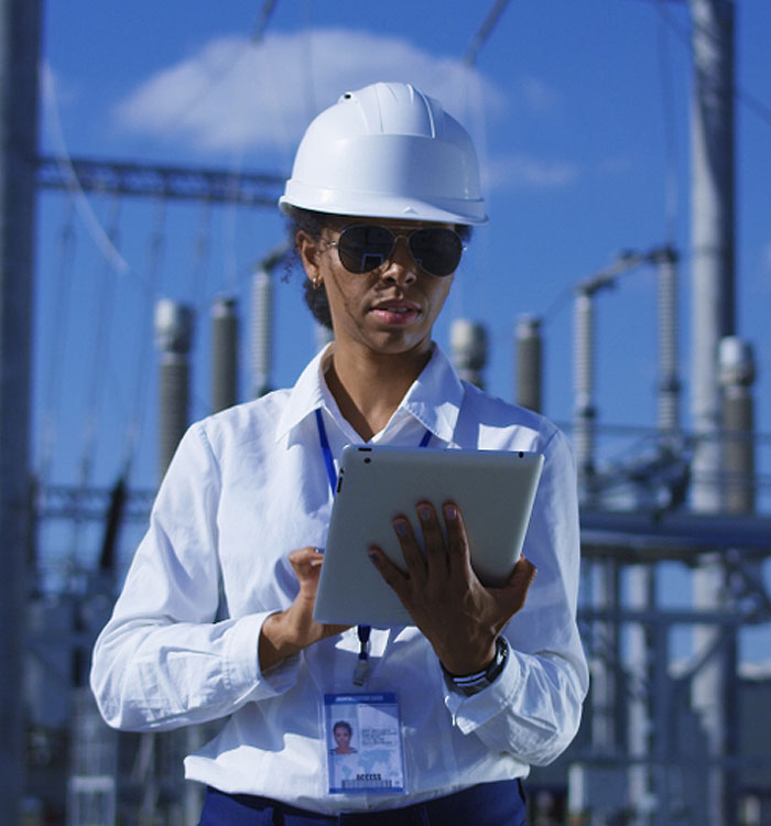 Fingertip Mobile Software for energy and utilities companies