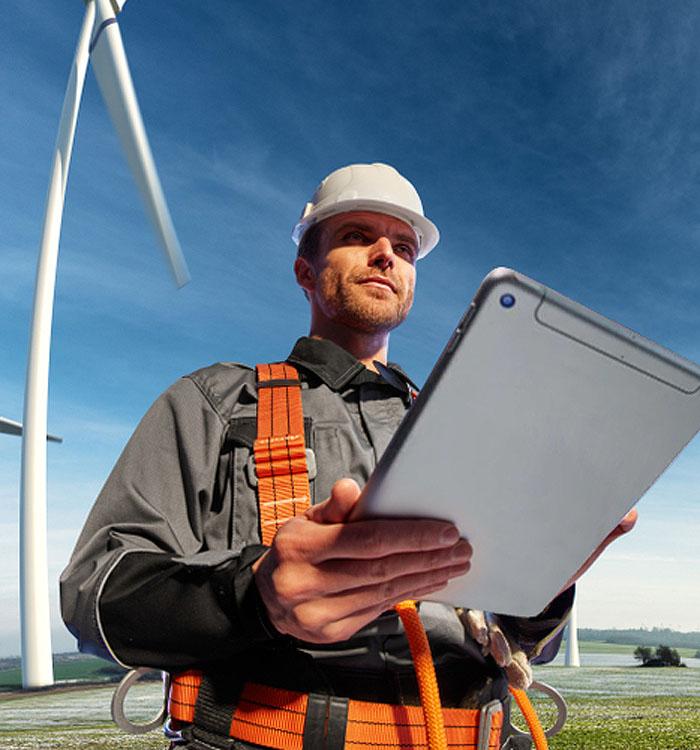 Fingertip Mobile Software for energy companies