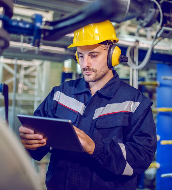 Fingertip for Energy companies