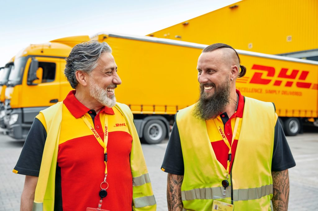 Maximo for DHL