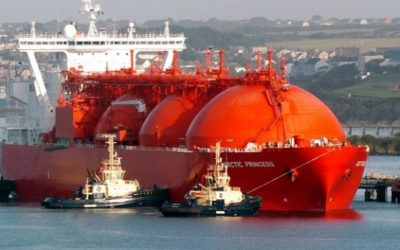 ATEX Inspections help Dragon LNG with Regulatory Compliance